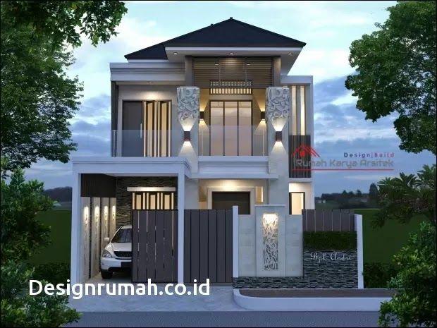 450 Gambar Rumah Lantai 2 Style Bali Hd Terbaru Gambar Rumah Rumah Minimalis Gaya Bali 2 Lantai Desain Rumah Minimalis Gaya De Home Fashion Rumah Minimalis
