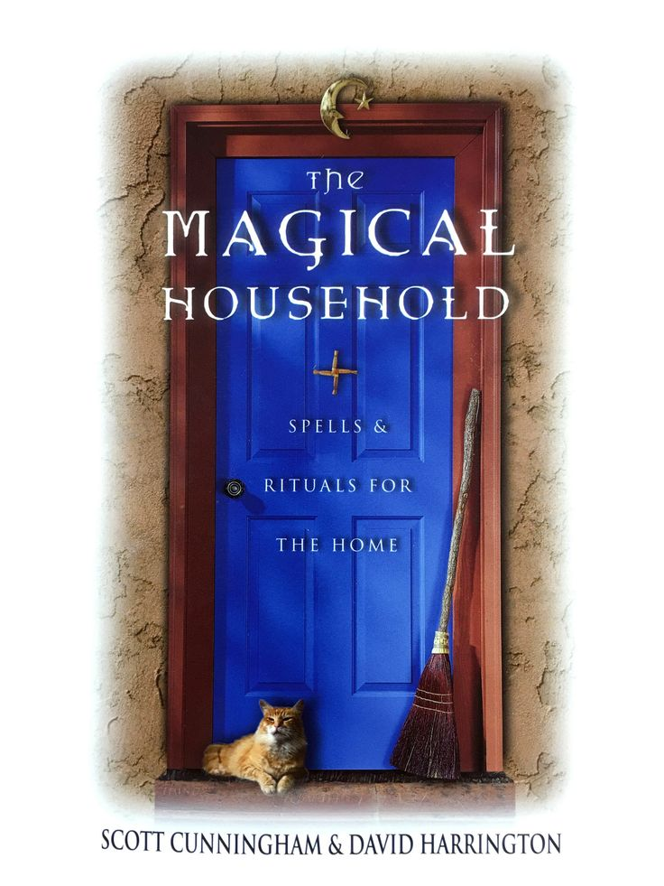 The Magical Household - Spells and Rituals for the Home by Scott Cunningham and David Harrington is a must have book for those who find interest in the lore and magic of the home. The Magical Househol