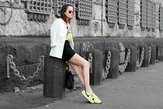 Trend: running shoes