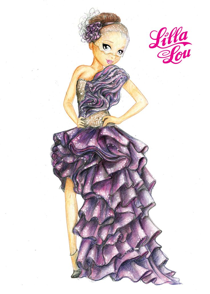 Houte Couture www.lillalou-teens.pl