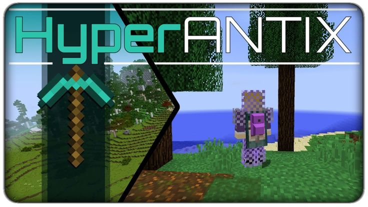 [Lets Play] HyperAntix (1.10.2) :: E05 - Looking to the Seaside (Livestr...