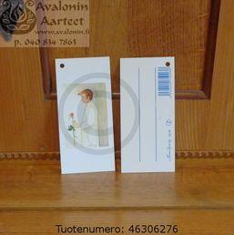 Minna Immonen gift card: confirmation (first communion) boy / Minna Immosen konfirmaatiokortti (rippikortti) poika