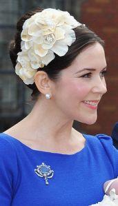 Crown Princess Mary, April 14, 2011  | The Royal Hats Blog