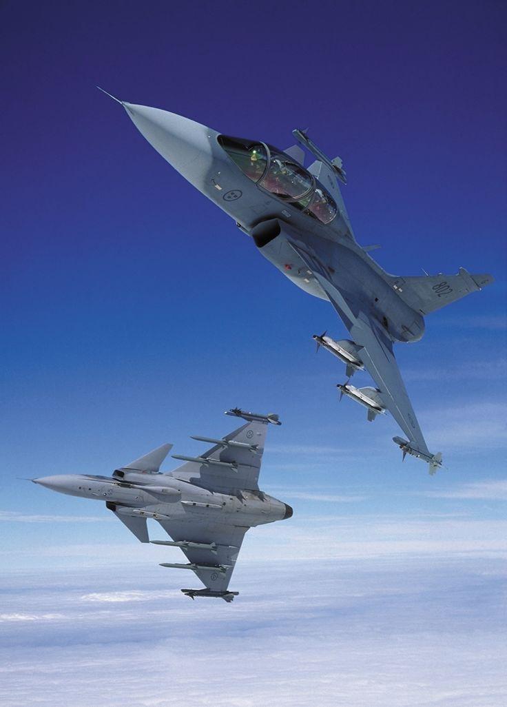 Saab JAS 39 Gripen: