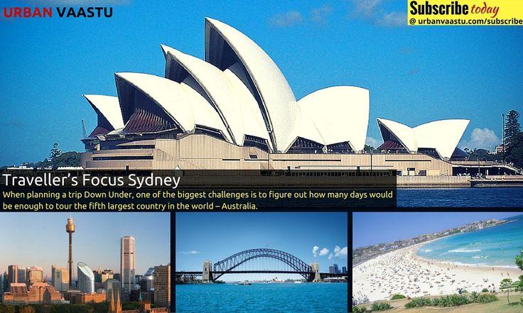 #Traveller's Focus #Sydney
