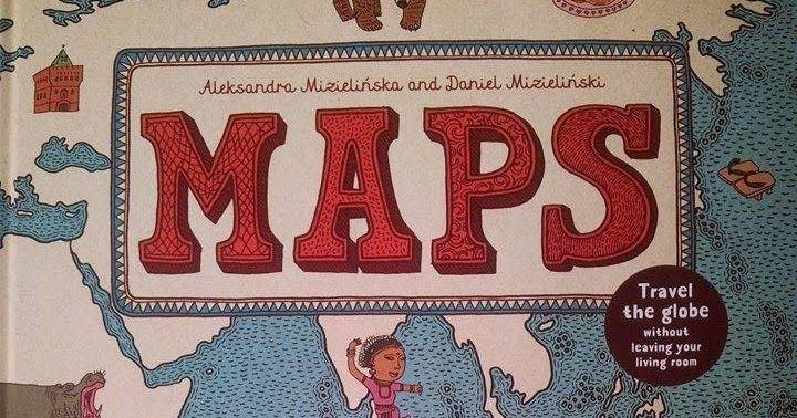 Perfektní máma: Maps - Neobyčejný atlas světa