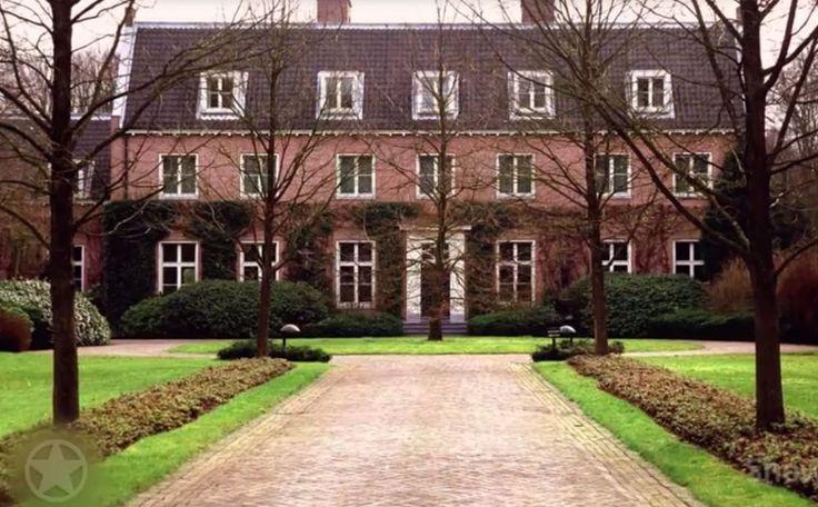 Binnenkijken bij: Villa Eikenhorst van Willem-Alexander en Máxima >>