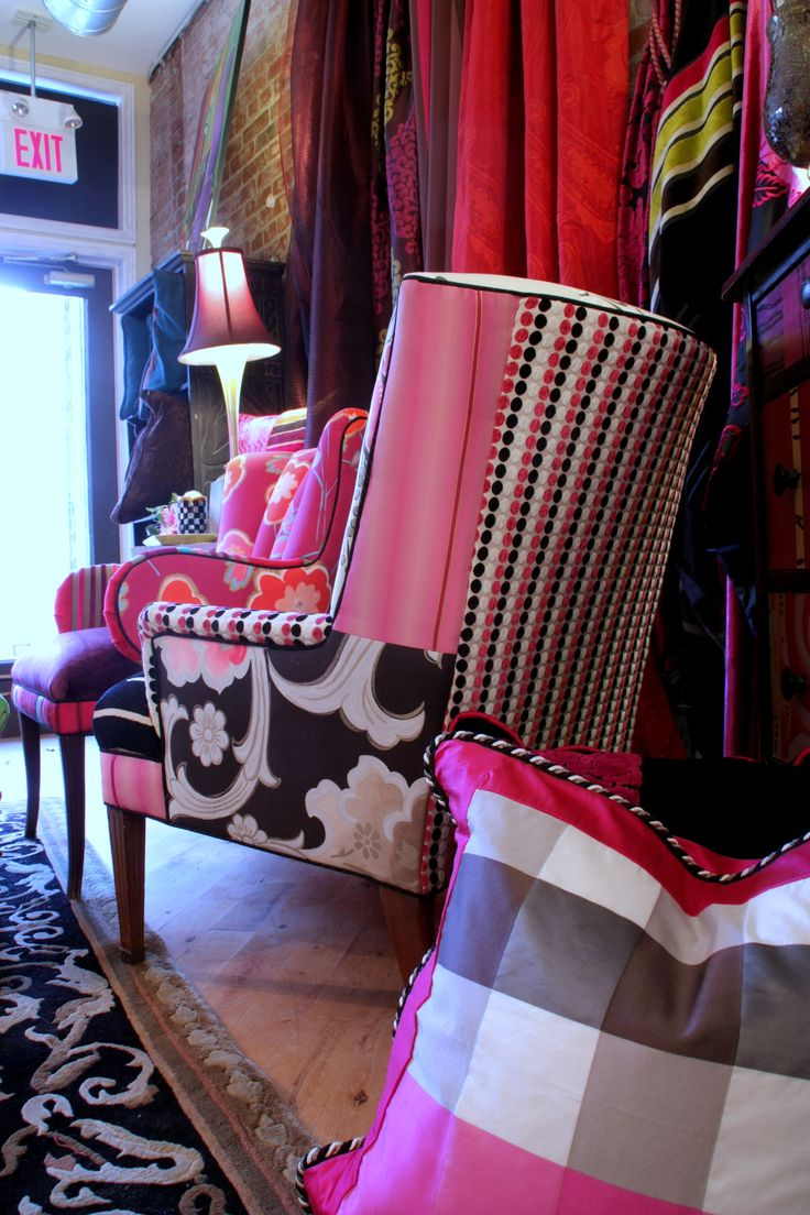 Custom Bedding And Decorative Pillows And Furniture