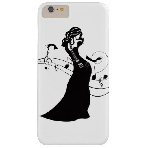 GUITAR LADY IPHONE CASE