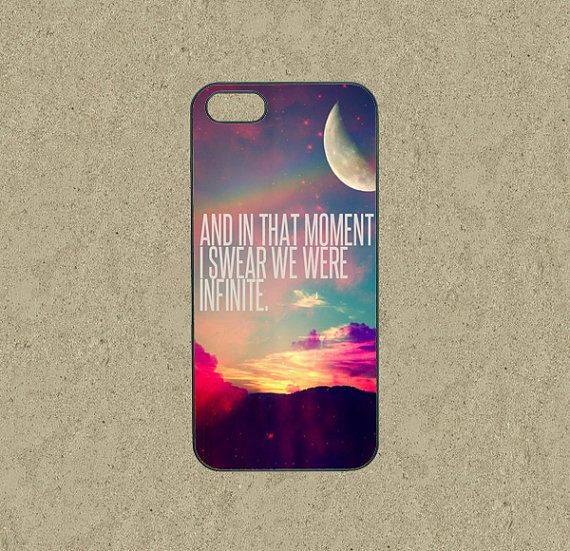 sunset quotes iPhone 6 Case,iPhone 6 Plus Case,Cute iPhone 6 Case,Moon ...