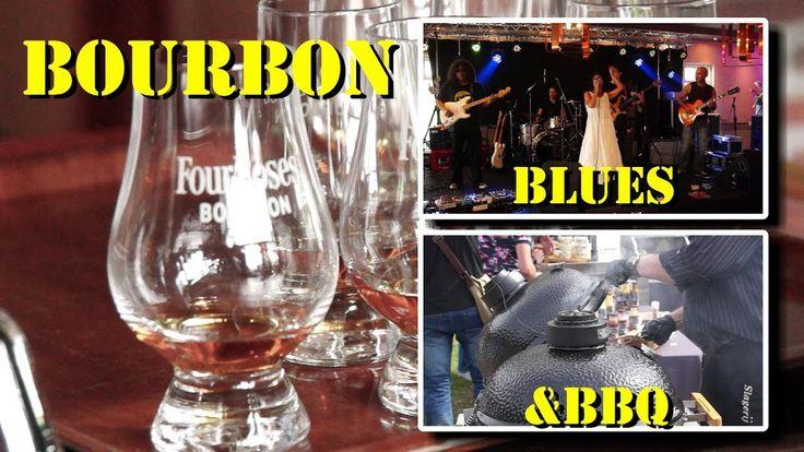 Bourbon, Blues and BBQ festival 21 May 2017,  Den Ham Netherlands