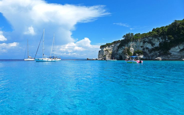 Paxos Island: Crystal-clear Waters - Greece Is