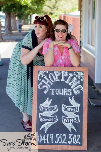 Shopping Tours for 4-6 people or custom tours for two. For more details-dianed@westnet.com.au 0419 552302