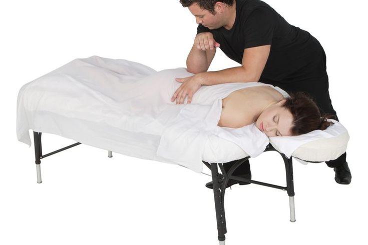 Cómo dar un masaje de glúteos | Muy Fitness