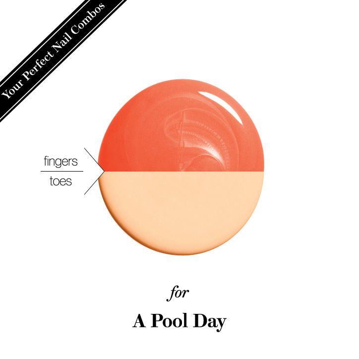 Orange Nail Polish Combinations: Best 25+ Nail Polish Combinations Ideas On Pinterest