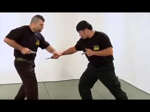 ▶ Tutorial Kapap Israeli Special Forces Combat Concepts Vol 3 of 4 - YouTube