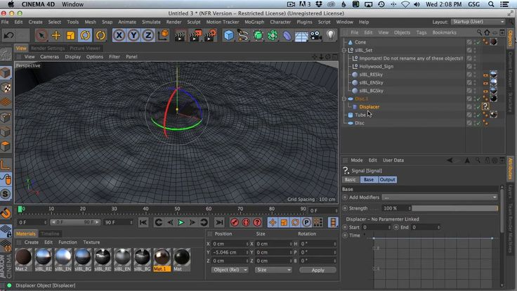 #AskGSG 28 - How to make a distressed liquid Sound Wave Effect
