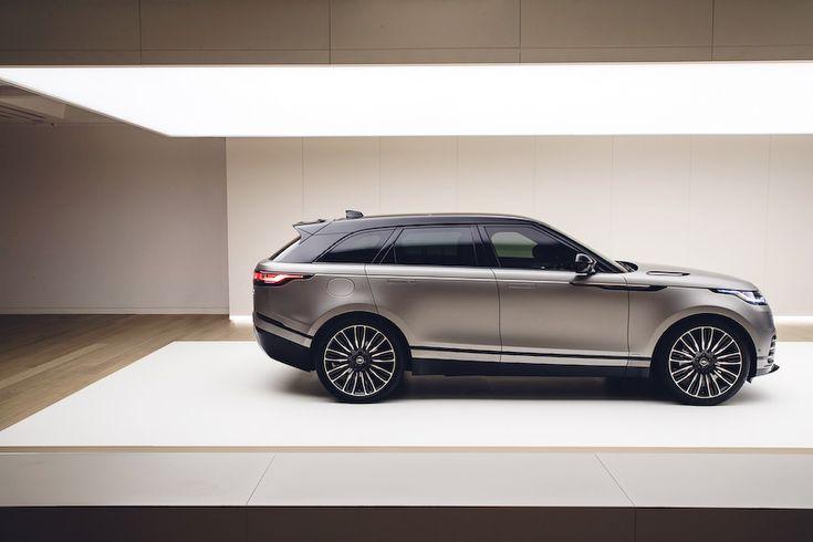 [画像]英ランドローバー、新型モデル「レンジローバー ヴェラール」世界初公開。まずは5種類のエンジン展開 / 英国内でのみ生産(6/6) - Car Watch