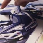 #birmingham Video: An artists interpretation of the Honda X-ADV  Honda have collaborated with a number of artists from all over Europe to create a number of pieces inspired by the design and purpose of the new Honda X-ADV adventure scooter.