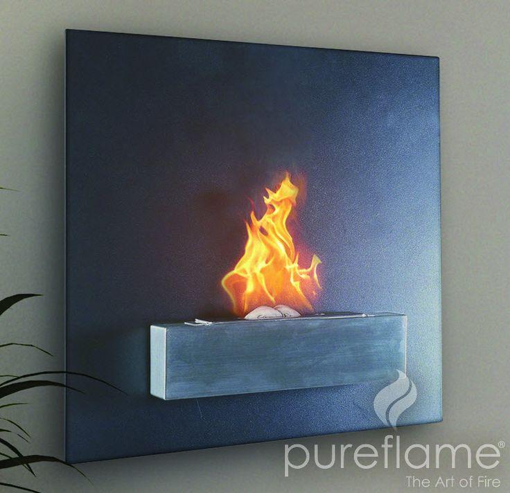 "23.6"" Serafin Ethanol Biofuel Fireplace"