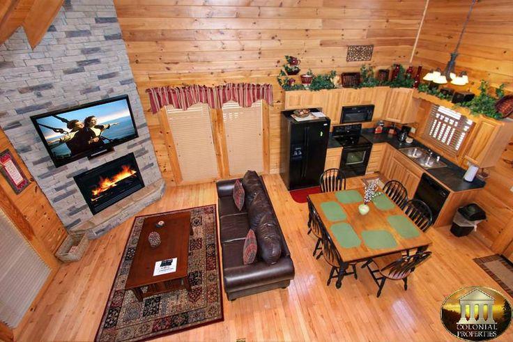 Hanky Panky :: Smoky Mountain Dreams Cabin & Resort Rentals