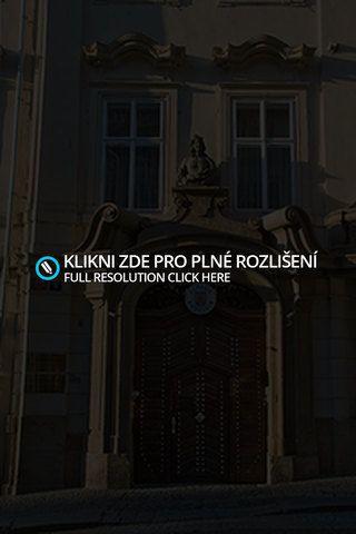Historické domy v Nerudově ulici 1 | Vítejte