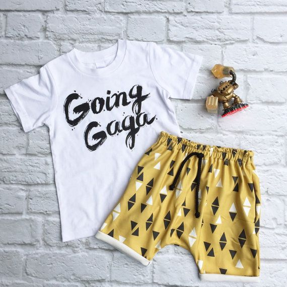 Going Gaga Tshirts by GagaBabyCouture on Etsy