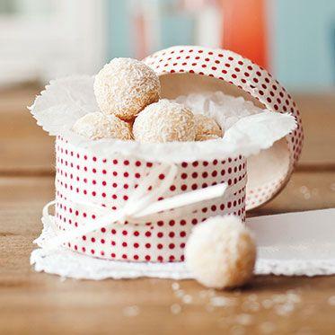 Kokos-Keks-Kugeln Rezept | Küchengötter