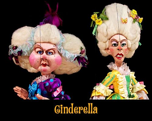 Thursday, July 17 - Cinderella by Tanglewood Marionettes. Set in the 18th century and featuring a dozen lavishly costumed marionettes, this classic fairy tale is told with wit and style--and a few surprises!