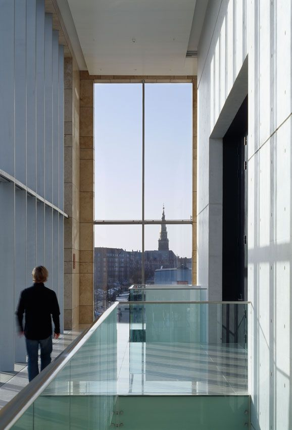 The Opera in Copenhagen :: Henning Larsen Architects