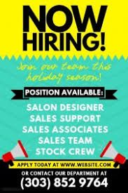 Image Result For Hiring Poster PHP Developers  Now Hiring Flyer Template
