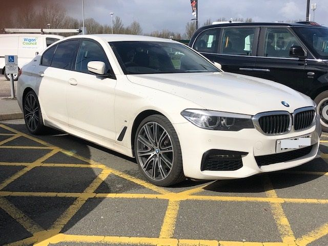 The Bmw 5 Series Saloon 530e M Sport 4dr Auto Phev Car Leasing