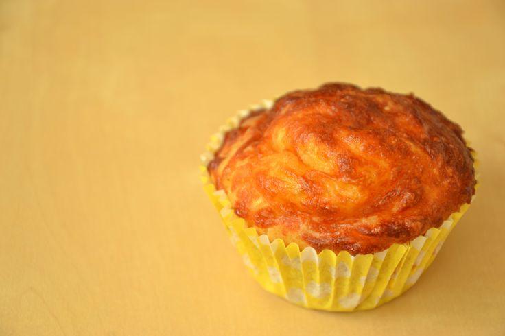 Cheese & Ham Muffins