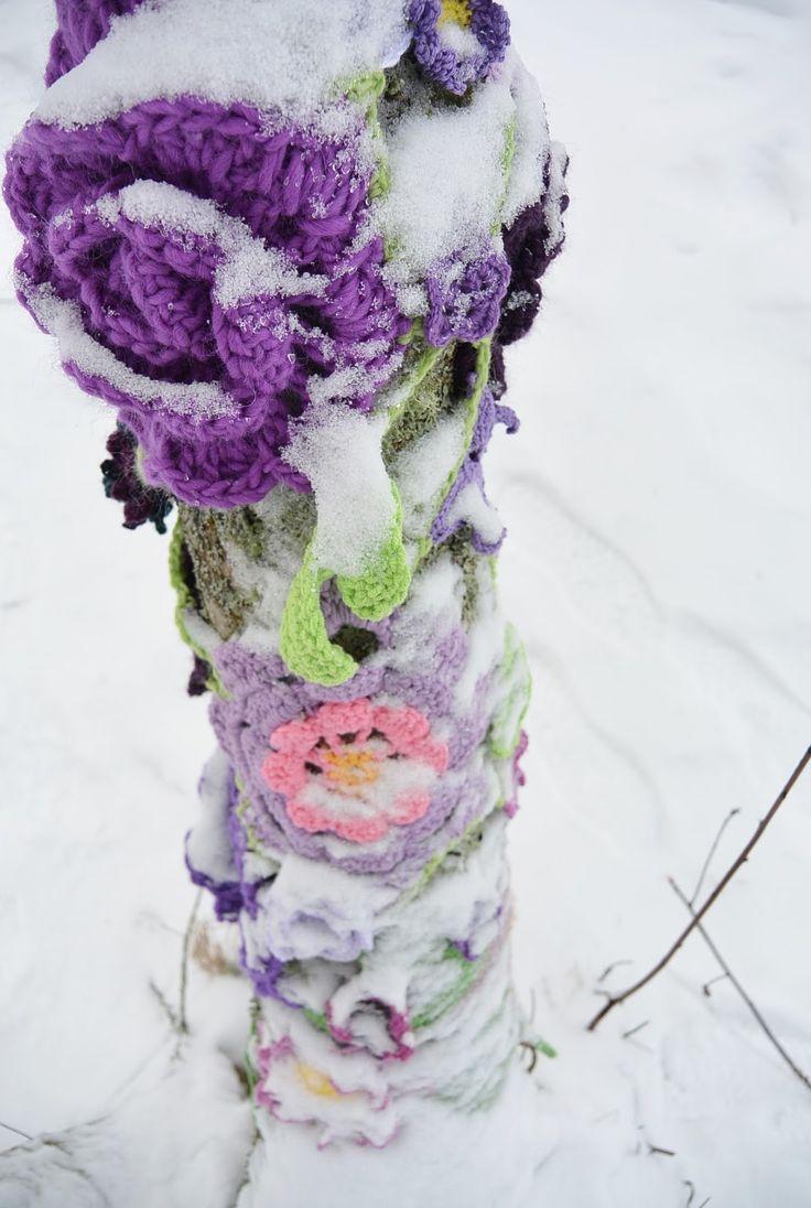 Strömsö-Flower Bombing