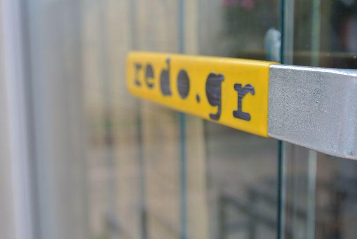 DIY door handle