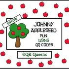 Students have always enjoyed learning about Johnny Appleseed, but with QR codes…