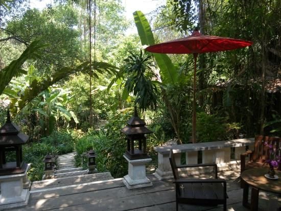 Book Fern Resort, Mae Hong Son