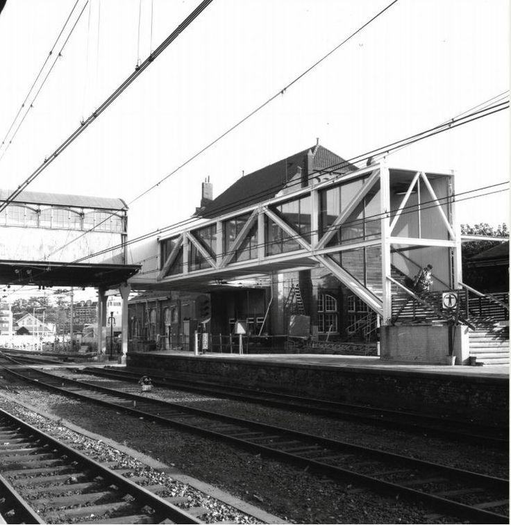 Station Amersfoort (jaartal: 1960 tot 1970) - Foto's SERC