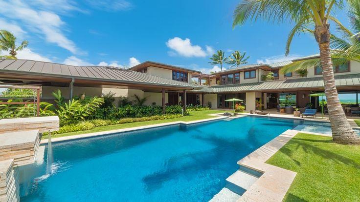 Million dollar ocean homes around the world-Hawaii-USA