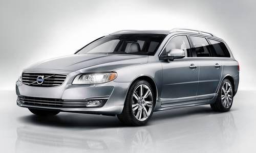 #Volvo #V70. Le break au raffinement, confort et flexibilité inégalée.