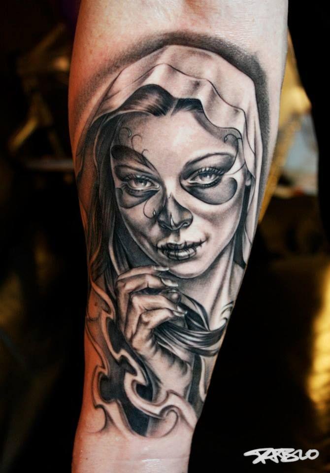 10 images about sugar skull girls tattoo on pinterest for Female skull tattoos