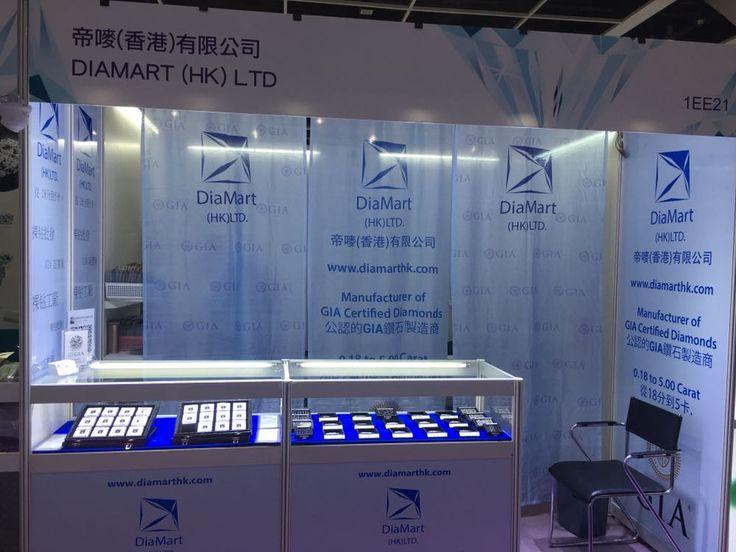 把你的时间花在我们的展台上,并找到你对GIA钻石的期望 0.18 ct to 5.00 ct #GIA Certified Diamonds, Find More at www.diamarthk.com and Collect It From Our Booth .1EE21, HKCEC #Loose #Certified #Diamonds #Dealer #Supplier #HongKong