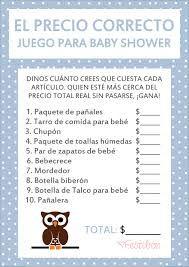 Résultats De Recherche Du0027images Pour « Juegos Para Baby Shower Originales »