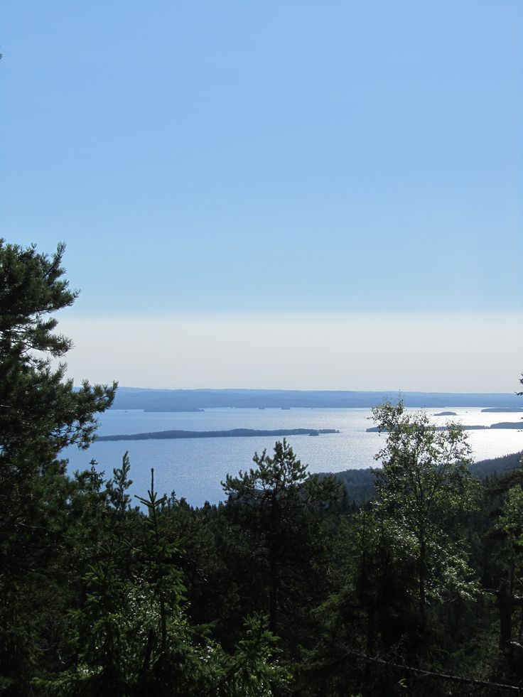 Visiting Koli National Park. Koli is located in the North Karelia region of Finland and it is one of the must visit places for people who like hiking. http://www.koli.fi/In-English/Frontpage