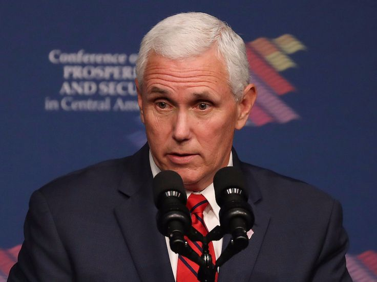 "Virginia's governor took a sly shot at Mike Pence while introducing him at an event - Virginia Gov. Terry McAuliffe took a shot at Vice President Mike Pence while introducing him at the National Governors Association summer meeting on Friday, praising Pence for showing ""true backbone"" when he expanded Medicaid as governor of Indiana.  ""I thank Vice President Pence — he showed true backbone himself in Indiana when he expanded Medicaid for his citizens,"" McAuliffe, a Democrat and the chairman…"
