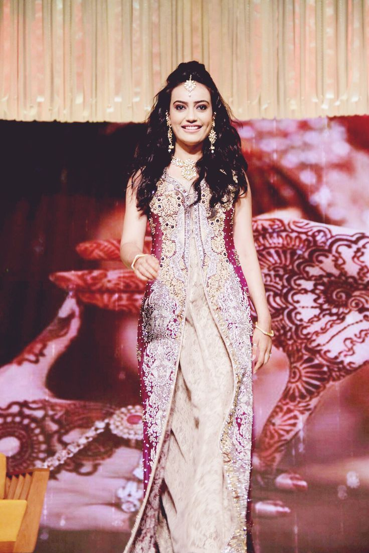 Surbhi jyoti Walks for Ramp