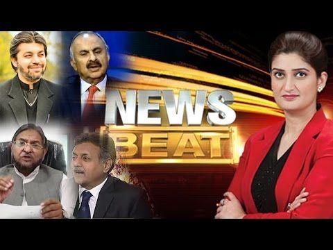 Bharat Ko Jawab   News Beat   SAMAA TV   Paras Jahanzeb   17 Dec 2016 - YouTube