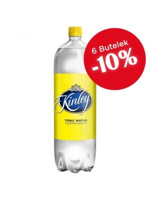 KINLEY 2,25l Tonic Water Original Napój gazowany