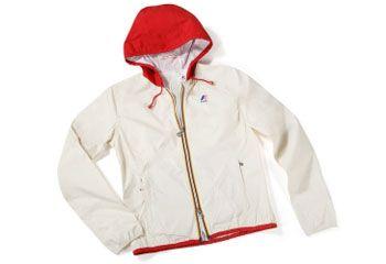 Fiat Ladies K-Way Line Jacket | Clothing | Fiat Merchandise | SG Petch