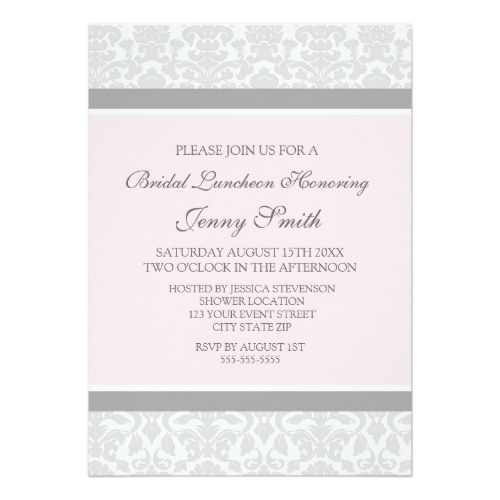 lunch invitation cards
